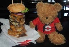 Lindy's OMFG Burger Challenge Tucson