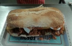 Bear Grills Grizzly Breakfast Sandwich Challenge Congleton