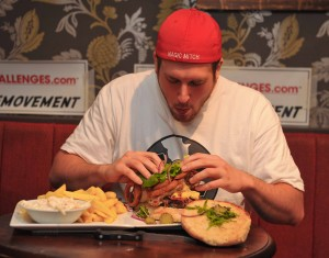 Become Competitive Eater