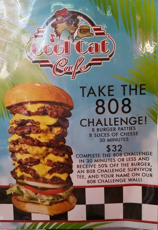 Cool Cat Cafe Burger Rules
