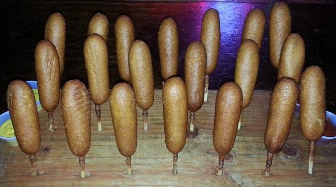 Giligin's Corn Dog Challenge Pic