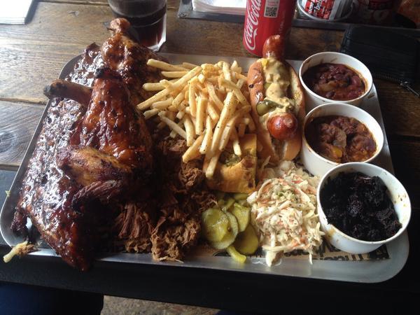 Grillstock BBQ Food Challenge