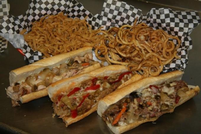 Tom's BBQ Sandwich Challenge Arizona