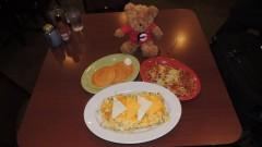 Mr B's Big B Omelet Challenge Muskegon