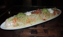 El Cerro Grande's Burrito Challenge