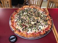 Frank's Big Joe Pizza Challenge
