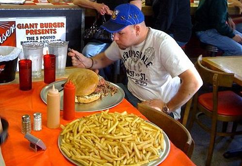 5lb Burger Challenge