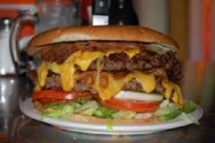 Armadillo S 3lb Burger Challenge Foodchallenges Com