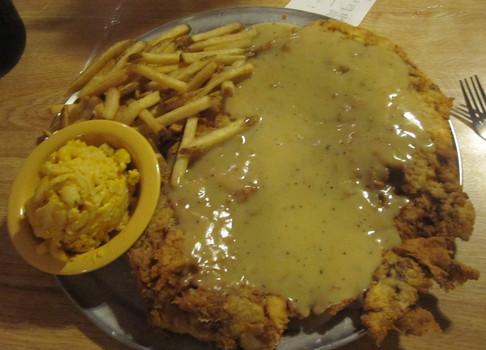 Hickory Hollow S Chicken Fried Steak Challenge Heights