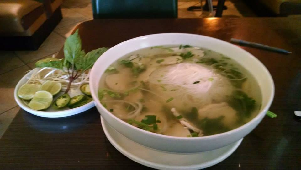 Sprout's Super Bowl Pho Challenge - FoodChallenges com