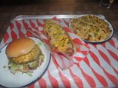 MEATliquor's Triple Chilli Challenge