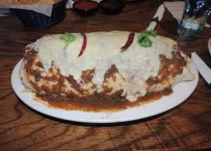 Burrito Challenge