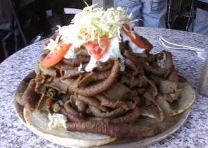 Greek Gyro Challenge