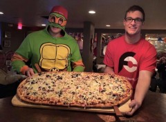 Luigi's Big Eater 30″ Team Pizza Challenge