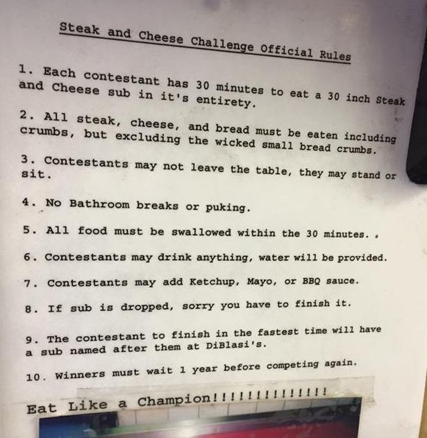 Define Kitchen Sink Kitchen Sinking Meaning Large Size Of: DiBlasi's Steak And Cheese Sandwich Challenge
