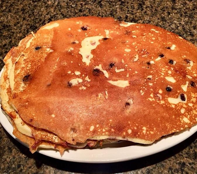 Lynde's Pancake Challenge