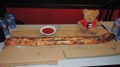 Gotham City Pizza's Stromboli Challenge