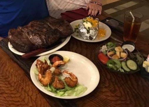 Marshall Steakhouse 72oz Steak Challenge