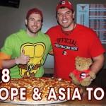 Randy Mitch Europe Asia Tour