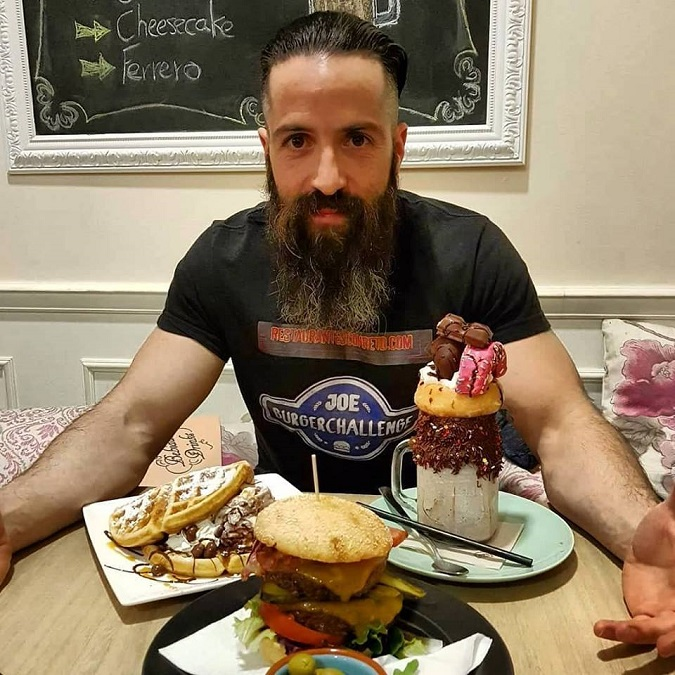 Mariola´s Bakery's La Merienda de Joe´s Challenge