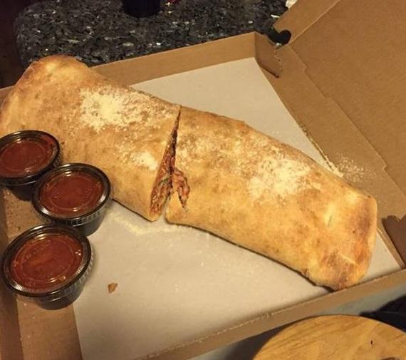 Russo's Pizzarito Challenge