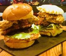 Sanya Bar's Emperor Burger Challenge