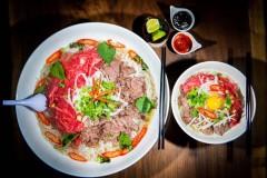 Mi Noodle Bar's Super Bowl Pho Noodle Challenge