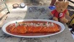 Just Tacos 5lb El Diablo Burrito Challenge