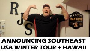Southeast USA Winter Tour Thumb