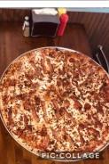 """TJ's 27"""" """"MegaBeast"""" Team Pizza Challenge"""
