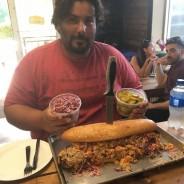 """TST BBQ's """"Beast"""" Sandwich Challenge"""