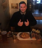 "The Bavarian Bierkeller ""Belly Buster"" Challenge"