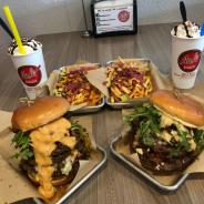 Aoli Gourmet Burgers Triple Threat Challenge
