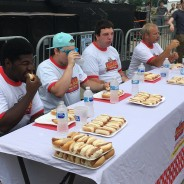 Famous Lunch's Hot Dog Record Challenge