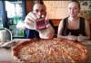 "Scale House Brew Pub's ""Northeast Beast"" Pizza Challenge"