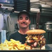Choofas' XXL Burger Challenge
