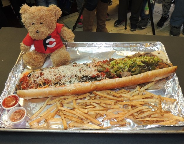 Ray Ray's Italian Sandwich Challenge