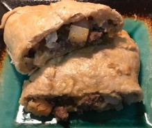 Sonson's 5lb Savory Pasty Challenge