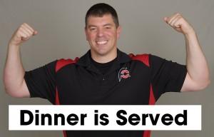 Dinner is Served Randy Santel