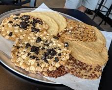Cookie Munchers Challenge Tampa 10 Cookies with Milk