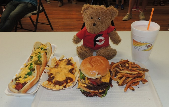 All American Burger Challenge Cleburne Texas