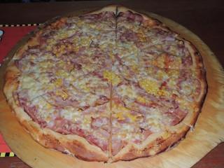 #433 Classic Park's Pizza Americano Challenge