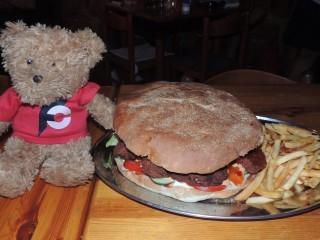 #438 The Trees' XXL Chicken Sandwich Challenge