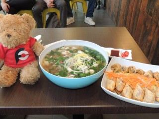 #441 Union Viet's Pho and Spring Rolls Challenge