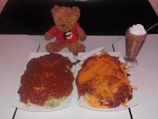 #464 Rockies Diner's Man vs Food Challenge