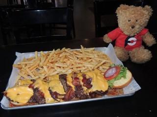 #476 Brick City Grill Burger Challenge