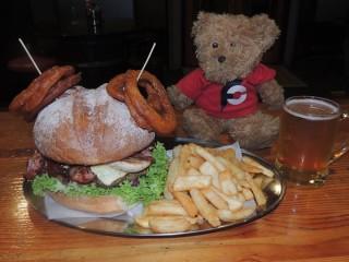 #536 Wildside's Challenge Burger Whangarei