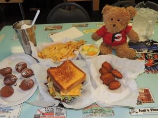 #539 Digger's Diner's 6 Food Under Challenge