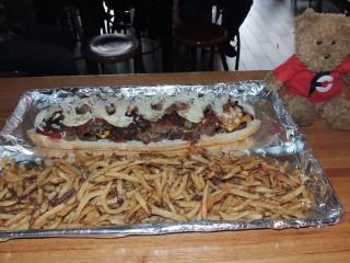 #560 Fat Jessie's Sandwich Challenge