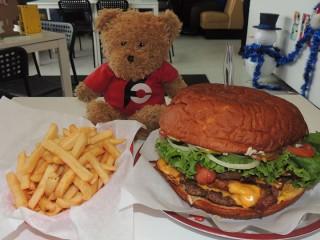 #562 Busta's Big Burger Challenge